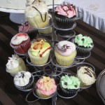 Twisted Sifters Mini Cupcakes Display