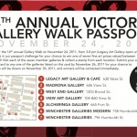 14th Annual Gallery Walk – Victoria BC
