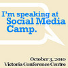 Community Engagement – Talk at #smcv10 Social Media Camp, Victoria BC October 3 2010
