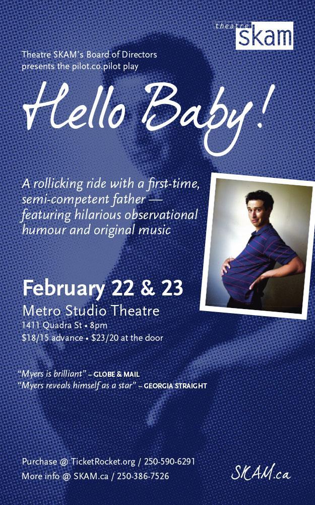 Hey Baby Feb 2013