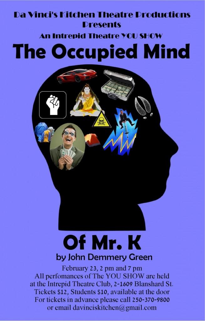 Mr. K Poster Feb 2013
