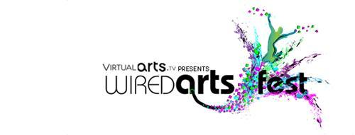 Wired Arts Fest logo