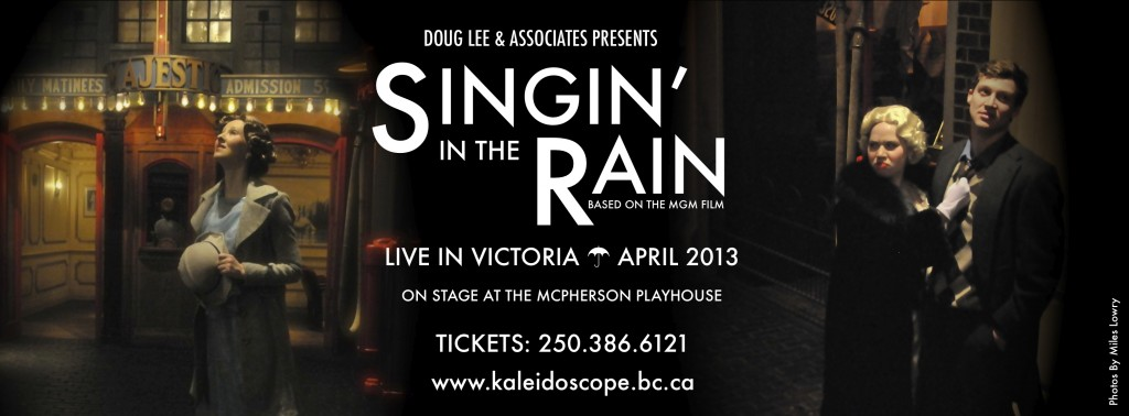 Singin' in the Rain April 2013
