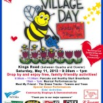 Quadra Village Day 2013