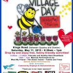 Quadra Village Day 2013