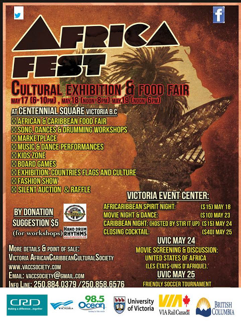 AriCa Fest poster