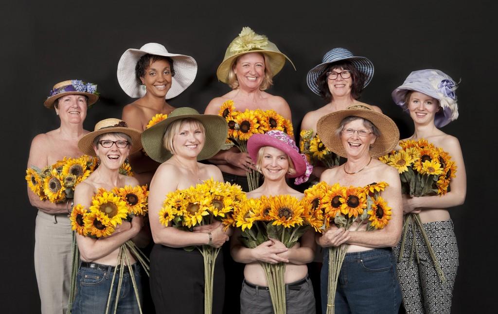 Calendar Girls June 2013