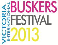 Victoria Buskers Festival 2013