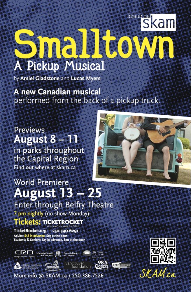 Smalltown Theatre SKAM Poster-JPG-1000-tall