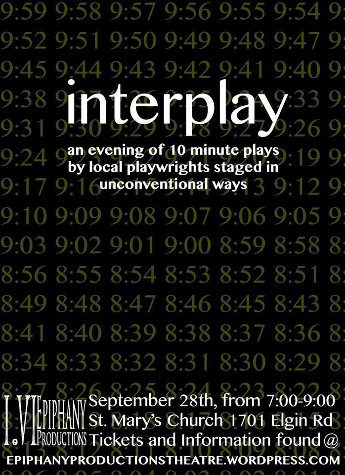 Interplay by Epiphany Sept 28 2013