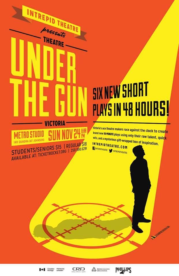 Theatre Under the Gun Nov 2013