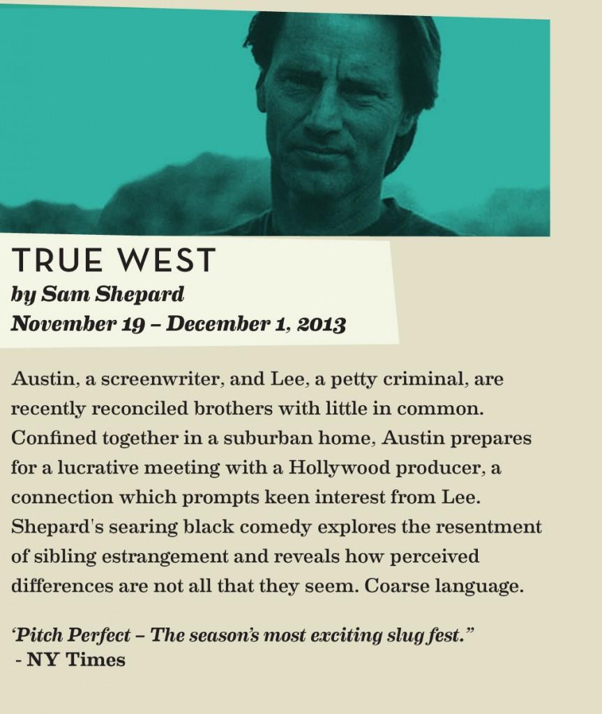 True West Blue Bridge Nov 2013