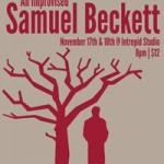 An Improvised Samuel Beckett