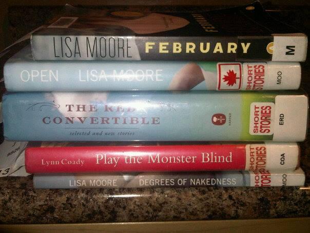 Books November 2013