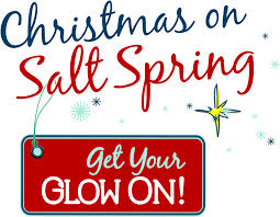 Christmas on Salt Spring Get Your Glow On Dec 2013