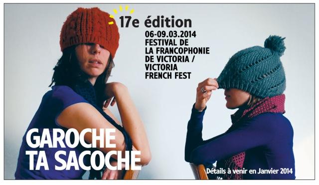 17 ieme édition Festival de la Francophonie Victoria 2014