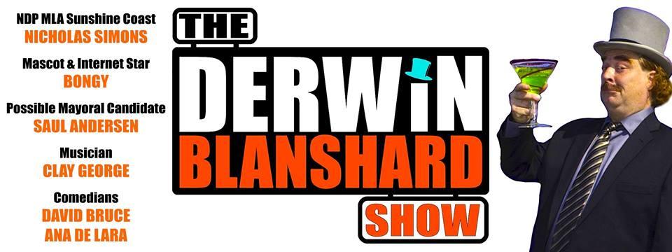 Derwin Blanshard March 23 2014