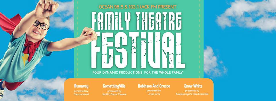 Kaleidoscope 2nd annual Family Theatre Festival 2014