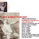 Lady Audleys Secret Victoria Fringe 2014