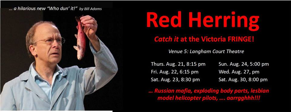 Red Herring Victoria Fringe 2014