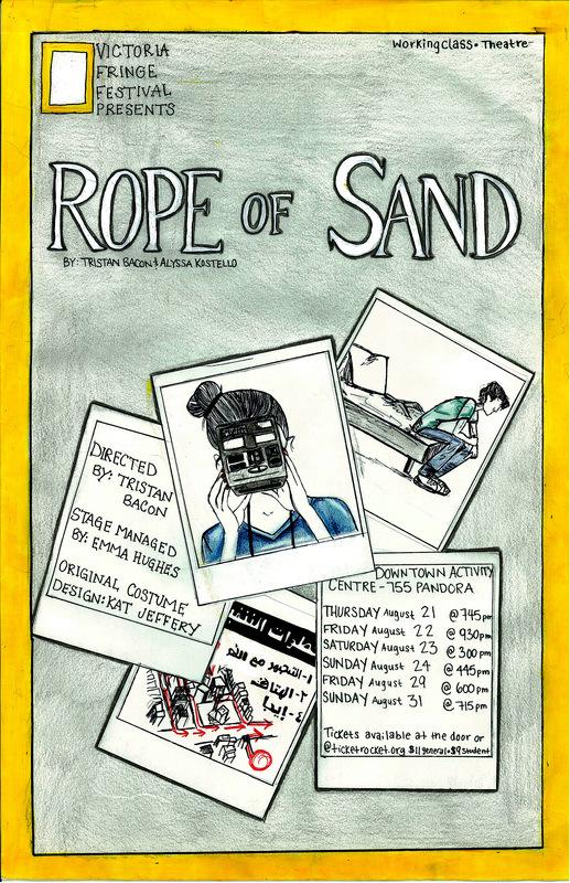 Rope of Sand Victoria Fringe 2014