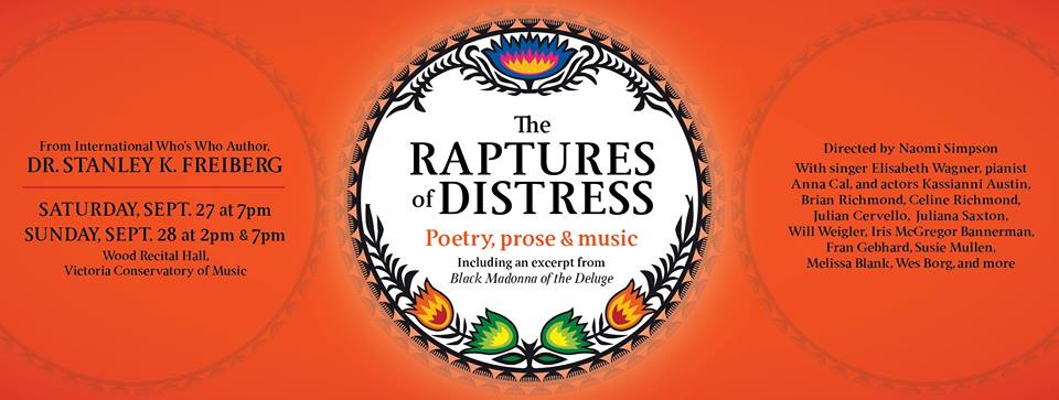Raptures of Distress Sept 2014
