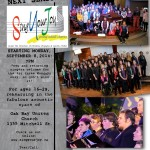 SingYourJoy! Young Adult Chorus Fall Season Start-Up 2014