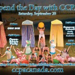 Spend the Day with CCPA Sept 20 2014