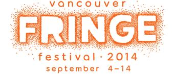 vancouver-fringe-festival 2014 logo