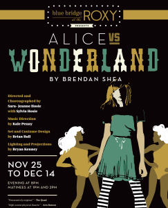 Alice vs Wonderland BBRT November 2014