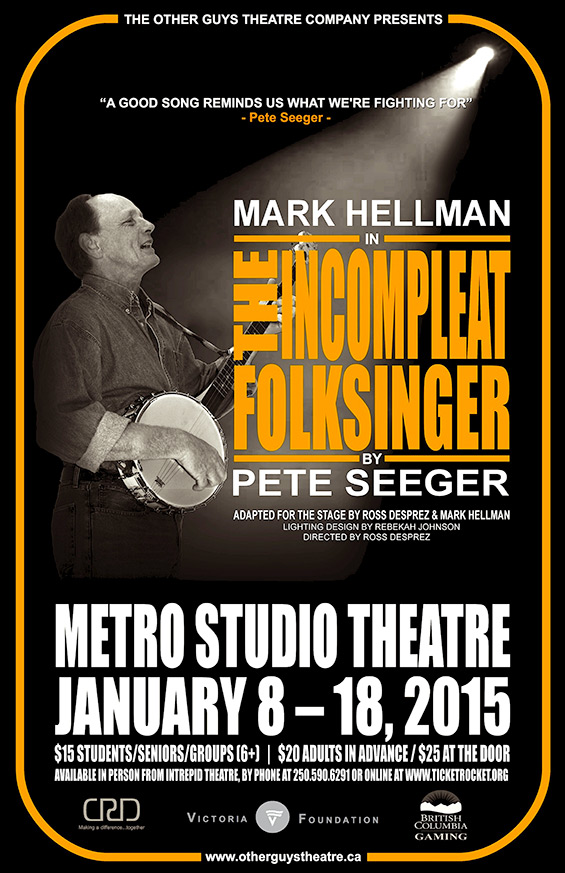The Incompleat Folksinger January 2015