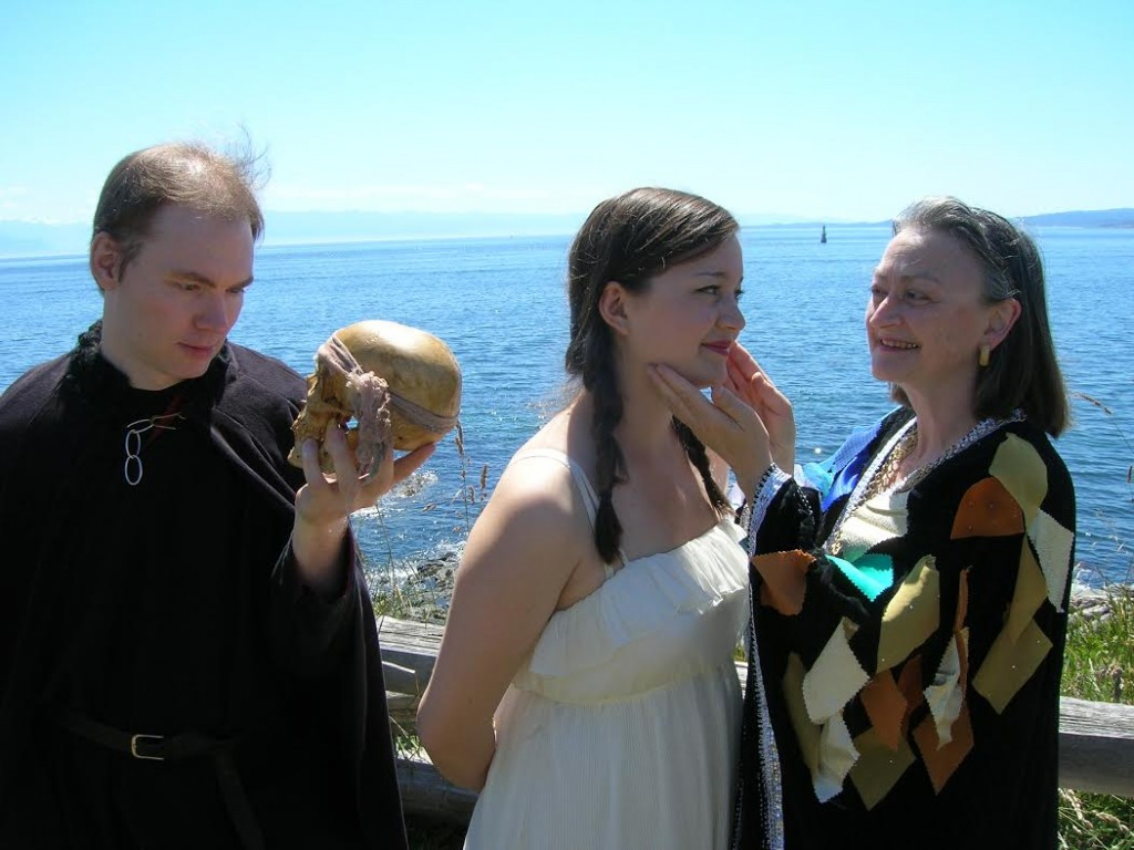 Hamlet and The Tempest Victoria's Shakespeare by the Sea 2015
