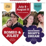 Greater Victoria Shakespeare Festival Celebrates 25 years in 2015