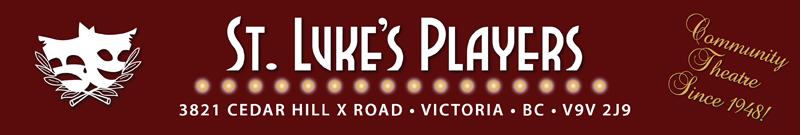 St Luke's Players logo