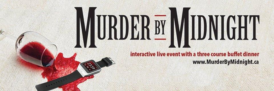 Murder by Midnight logo