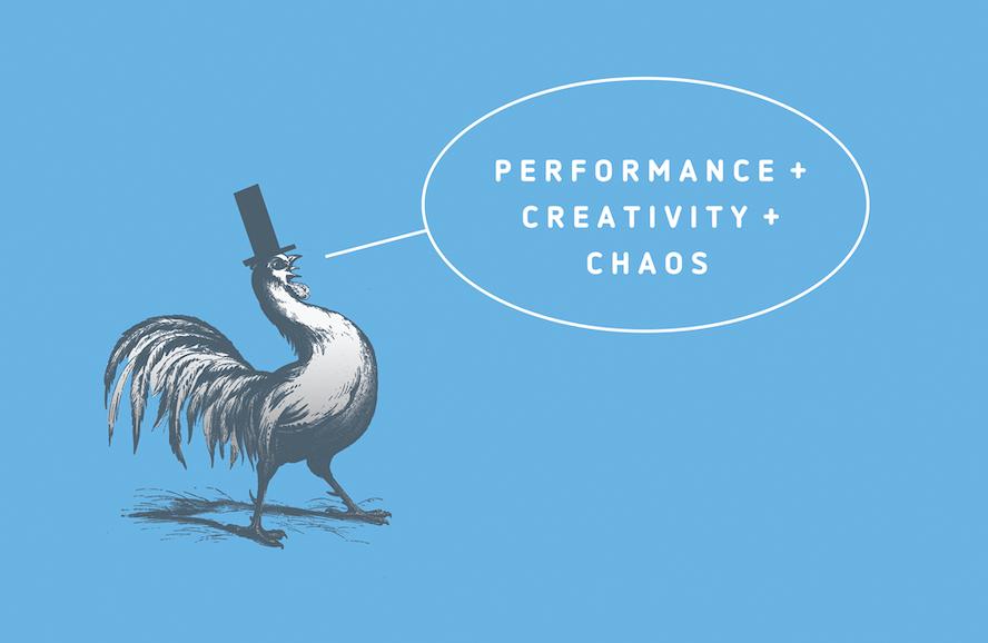 Spark Festival 2016 Rooster