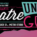 Theatre Under the Gun March 13 2016. A preview.