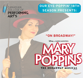 Mary Poppins-event detail