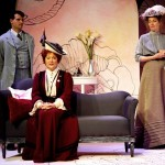 Earnest Lady Bracknell Jack and Gwendolen BBRT July 2016