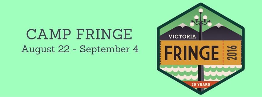 Victoria Fringe 2016