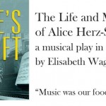 Alice's Gift by Elisabeth Wagner, November 3-12, 2016. A review.