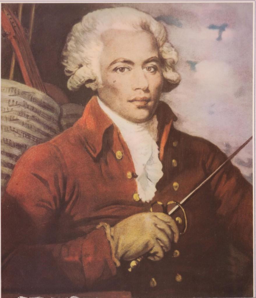 Joseph BOulogne Chevalier de St George EMSI Feb 5 2017