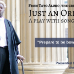 Just An Ordinary Lawyer. An interview with Tayo Aluko. Coming February 2, 2017 in Victoria BC.