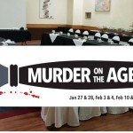 Murder on the Agenda by Enigmatic Events January 27-February 11, 2017. Interview with Chris Rudram.