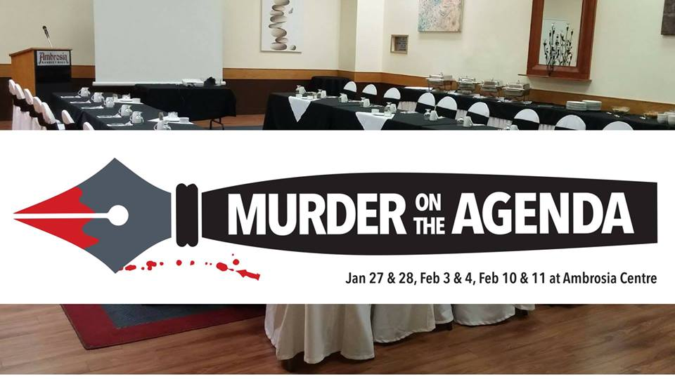 Murder on the Agenda Jan Feb 2017