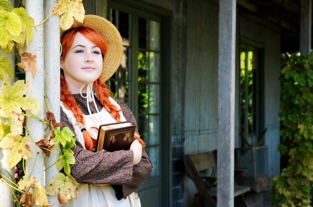 Anne of Green Gables by Victoria Operatic Society. Molly Lydon.