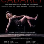 Company C presents Cabaret at the Canadian College of Performing Arts. A review.
