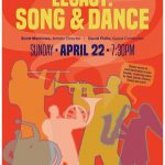 Meridiem Wind Orchestra presents Legacy: Song & Dance April 22 2018