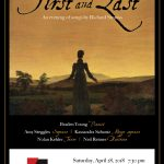 Fear No Opera and Braden Young present Strauss: First and Last