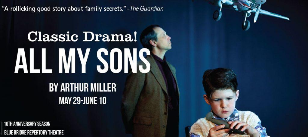 All My Sons Blue Bridge Repertory Theatre